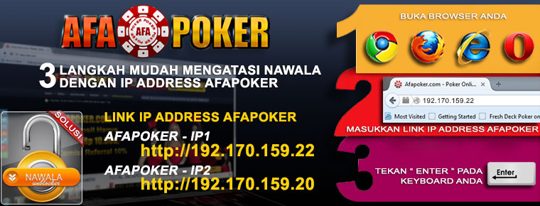 IP Afa Poker
