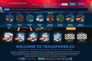 Informasi Link Alternatif Poker TexaspokerCC