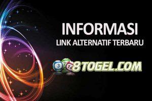 Informasi Link Alternatif Togel Online 8Togel