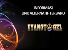 Informasi Link Alternatif Situs Togel Eyangtogel