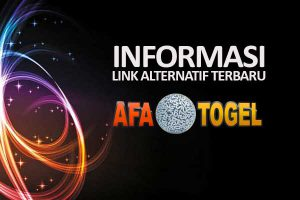 Informasi Dan Link Alternatif Bandar Togel Afatogel