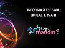 Informasi Dan Link Alternatif Situs Pasang Togel
