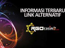 Informasi Dan Link Alternatif Casino Online Rgocasino