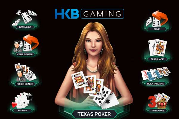 PROVIDER CARD GAMES TERBAIK HKB GAMING