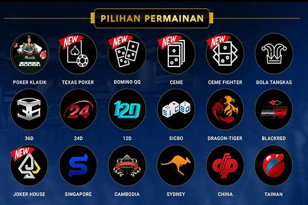 Pilihan Permainan Dari Provider Dingdong Club dan HKB Gaming