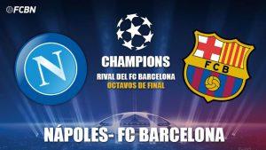 Prediksi Bola Barcelona VS Napoli, Rabu 26 Feb 2020 Akurat