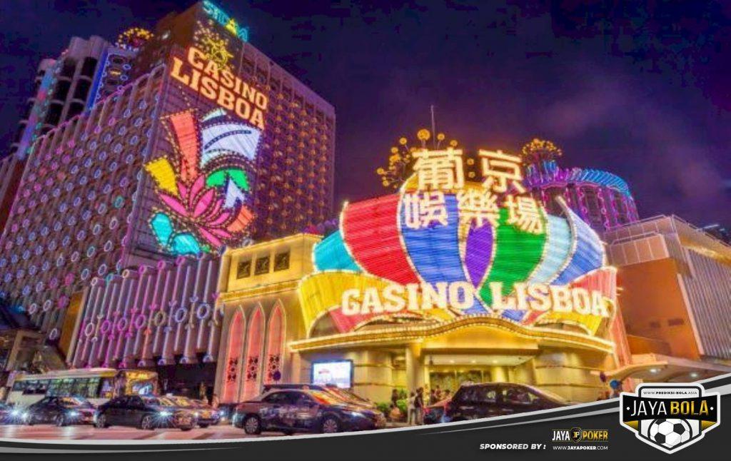 Seluruh casino macau tutup gara gara virus corona
